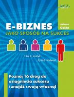 E-biznes jako sposób na sukces