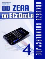 Od zera do ECeDeeLa - cz. 4