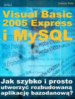 Visual Basic 2005 Express i MySQL